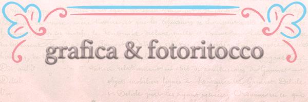 Grafica & Fotoritocco
