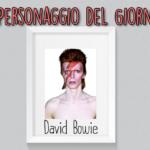 Il personaggio del giorno: David Bowie e la lista dei cento libri da leggere