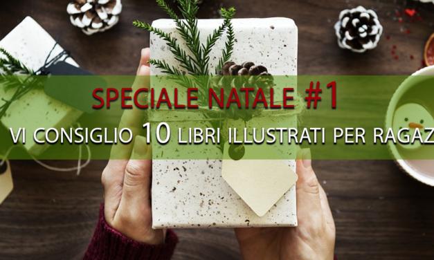 [ Speciale Natale #1 ] Dieci libri illustrati per ragazzi