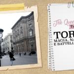 [ Travel Blog #1 ] Torino: magia, Natale, cibo e… Battello a Vapore!