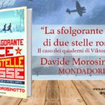 Recensione di La sfolgorante luce di due stelle rosse, Davide Morosinotto [ Mondadori ]