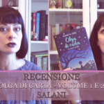 [ Video ] Doppia recensione Olga di Carta di Elisabetta Gnone, Salani