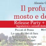 [ Release Party ] Il profumo del mosto e dei ricordi, Alessia Coppola – Newton Compton