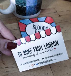 souvenir da Londra