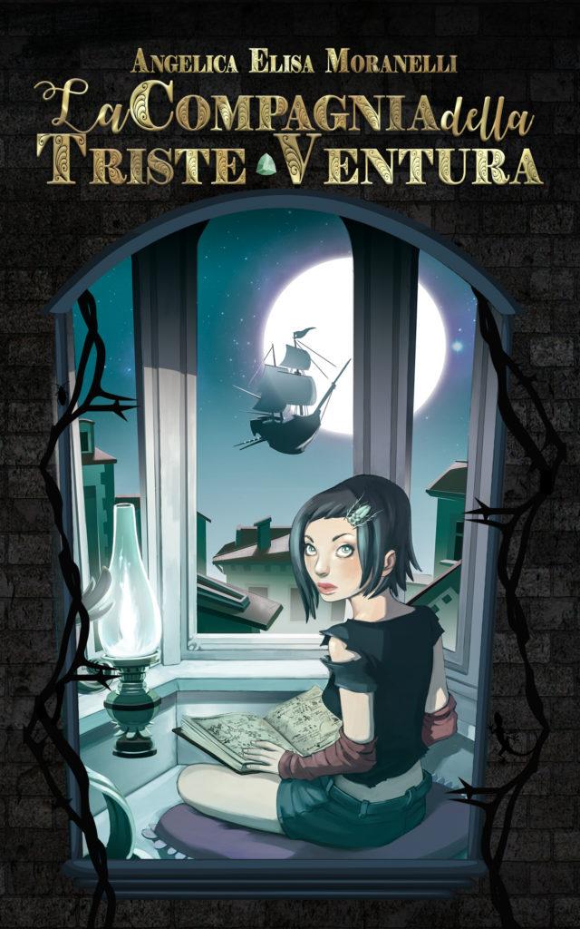 Book Cover: La Compagnia della Triste Ventura