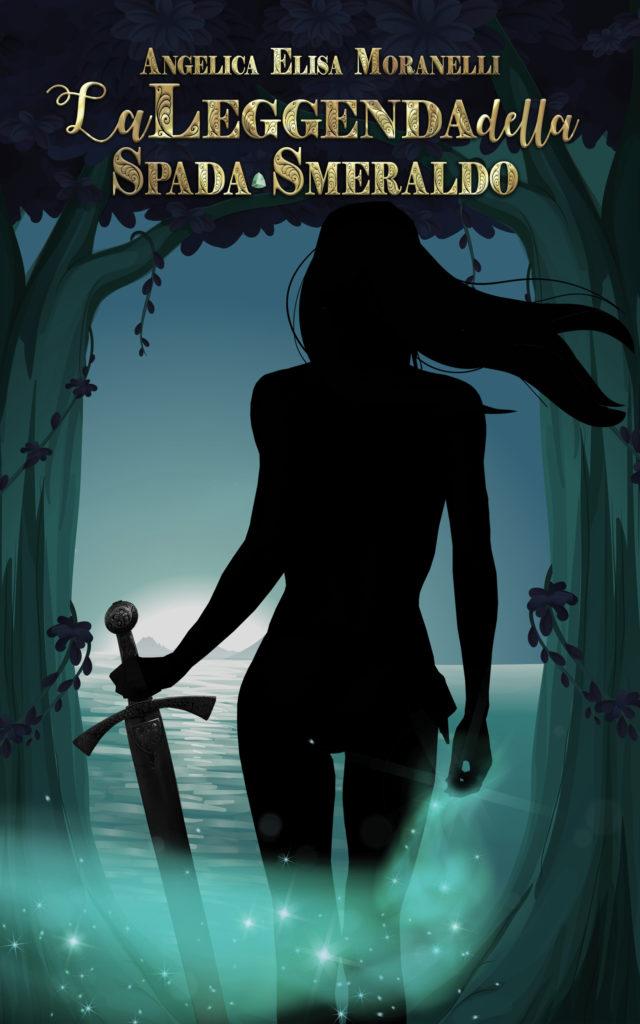 Book Cover: La leggenda della Spada-Smeraldo