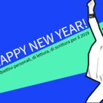 Happy New Year! Obiettivi personali, di lettura, di scrittura per il 2019
