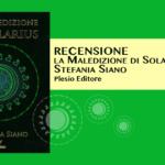 La maledizione di Solarius di Stefania Siano
