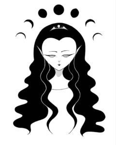 illustrazione di lunaris