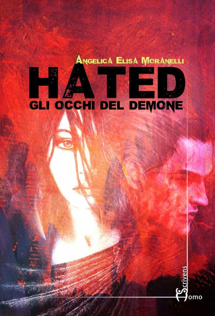 Book Cover: Hated. Gli occhi del demone